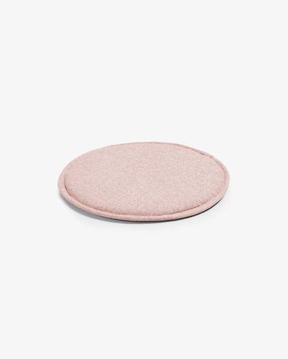 Coixí Silke rosa