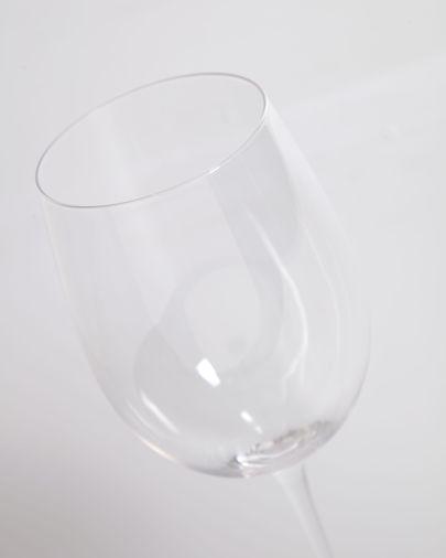 Copa de vino grande Marien de cristal transparente 50 cl