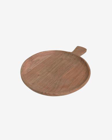 Dienblad Tabita van massief acaciahout