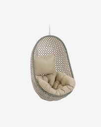 Cira multicoloured hanging chair