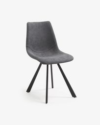 Chaise Alve graphite