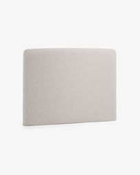 Beige Dyla headboard cover 108 x 76 cm