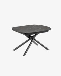 Yodalia extendable table 130 (190) x 100 cm porcelain