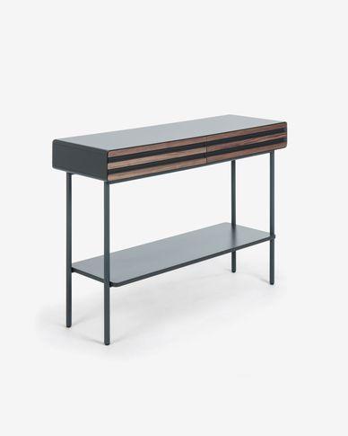 Kesia console table 120 x 85 cm