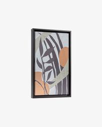 Quadre Bianey 50 x 30 cm blanc