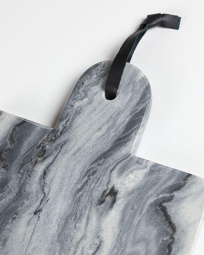 Planche à découper rectangulaire Bergman marbre gris