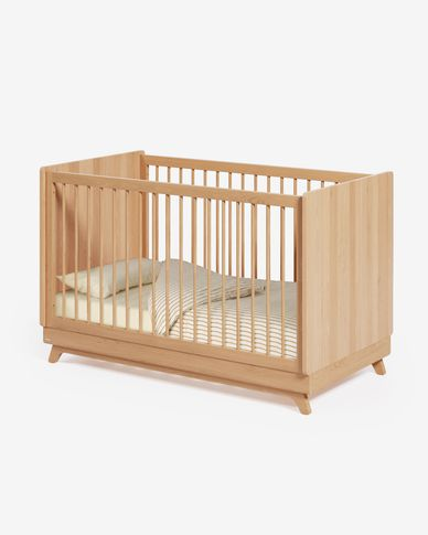 Maralis cot bed in ash 70 x 140 cm