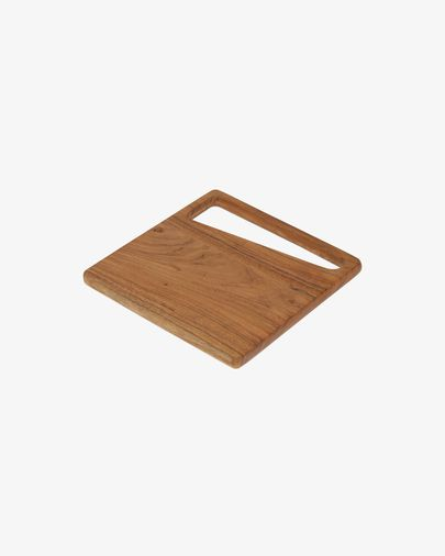 Taula de servir Serilda fusta massissa acàcia