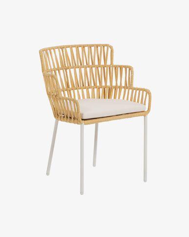Cadeira Robyn mostarda