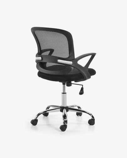 Cadeira de escritório Tangier preto