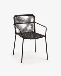 Cadeira Boomer preto