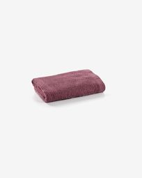 Asciugamano Miekki granata