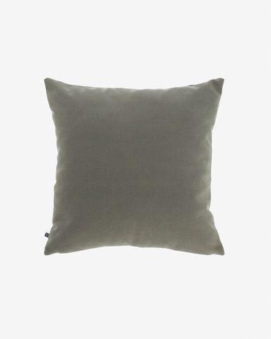 Kussenhoes Nedra 45 x 45 cm grijs