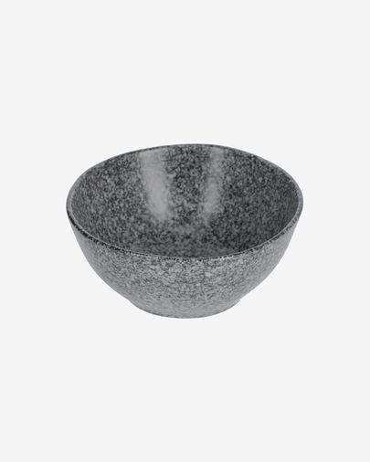 Bol Airena de cerámica negro