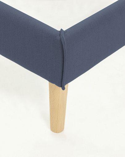 Funda cama Venla azul 160 x 200 cm