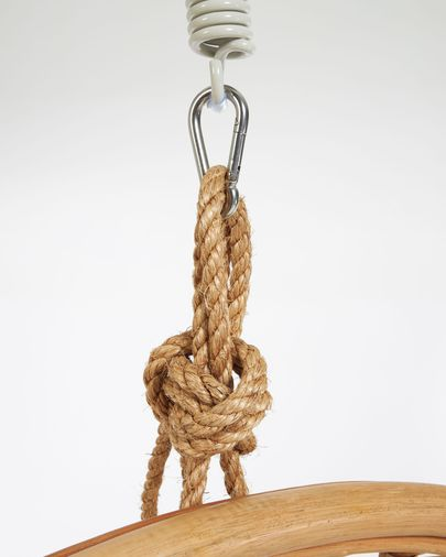 Fauteuil suspendu sur pied Ekaterina
