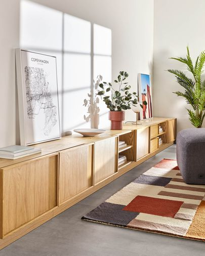 Taiana TV meubel 112 x 44 cm 1 lade