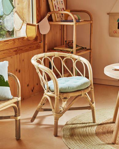 Lumila rattan children's chair