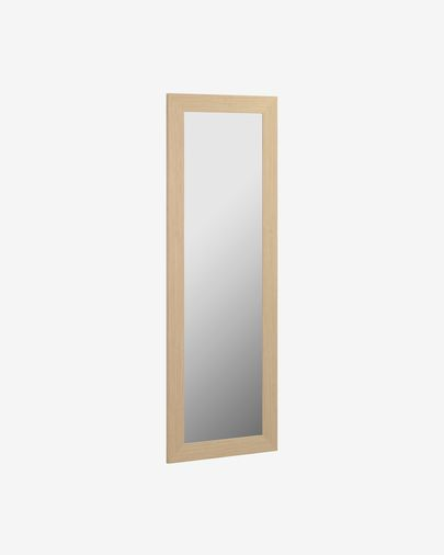 Wilany mirror natural finish 52,5 x 158,5 cm