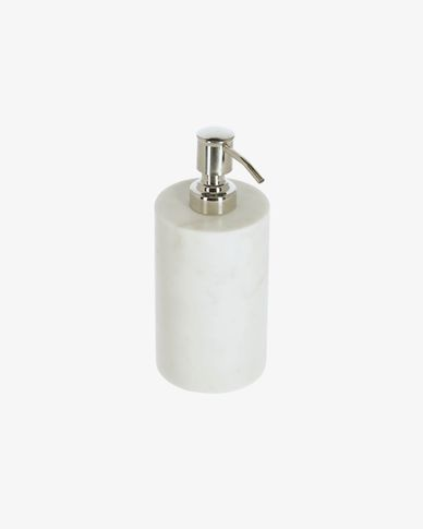 Elenei marble soap dispenser