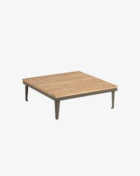 Pascale coffee table 90 x 90 cm FSC 100%