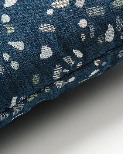 Bimba Kissenbezug 45 x 45 cm blau