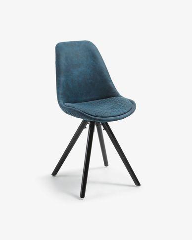 Cadira Ralf blau marí