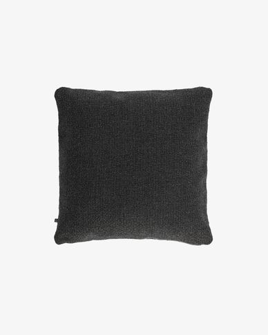 Noa grey cushion cover 45 x 45 cm