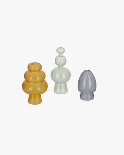 Set Elody de 3 vases