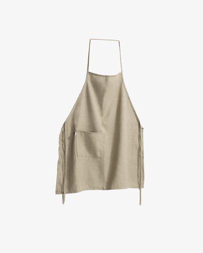 Keukenschort Samay beige