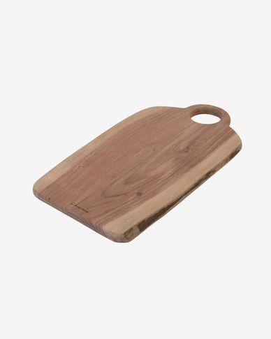 Deska do serwowania Syriana z litego drewna akacjowego prostokatna