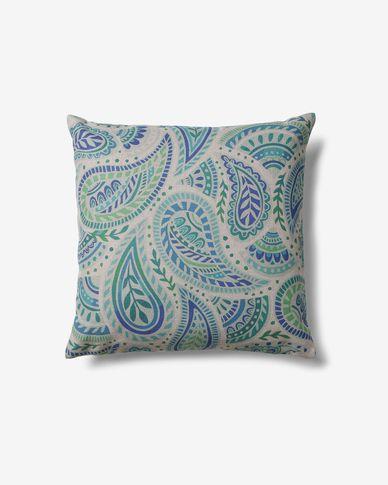 Shadi cushion cover paisley