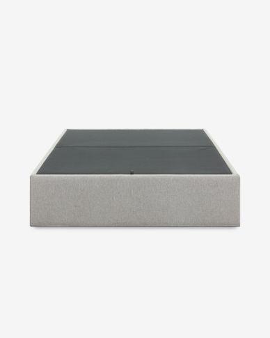 Canapè abatible Matters 160 x 200 cm gris