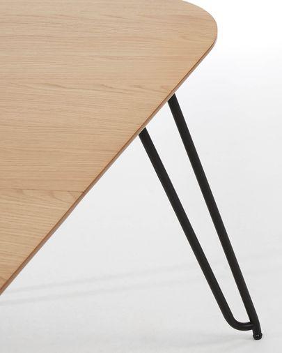 Novac ovale uitschuifbare eettafel 170 (320) x 100 cm
