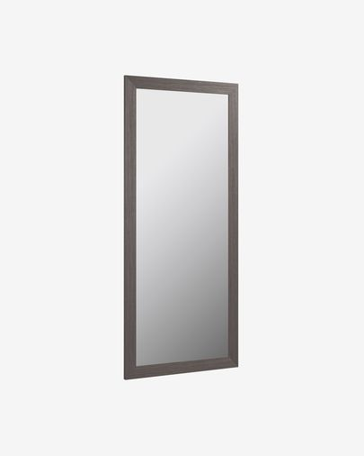 Yvaine mirror wide frame dark finish 80,5 x 180,5 cm