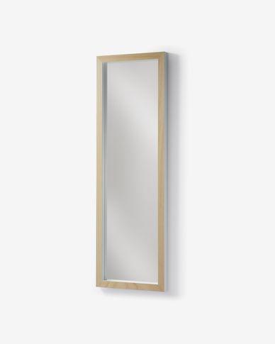 Enzo mirror white 48 x 148 cm