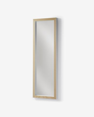 Specchio Enzo 48 x 148 cm bianco