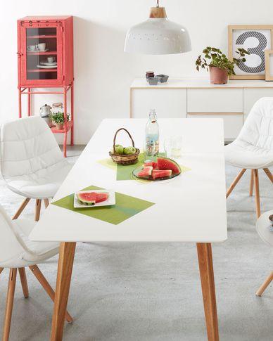 Melan extendable table 160 (200) x 90 cm