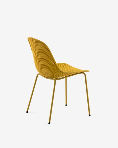 Yellow Quinby chair