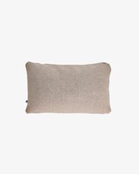 Noa beige cushion cover 30 x 50 cm