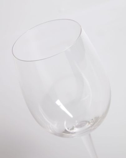 Marien small transparent wine glass 40 cl