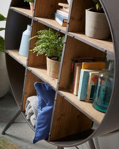 Halie shelving unit 120 x 152 cm