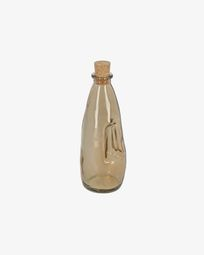 Rohan brown glass bottle