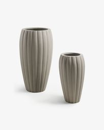 Lisa set of 2 planters