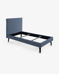 Bed Venla 180 x 200 cm blauw