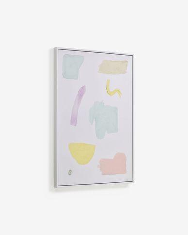 Schilderij Maite, multicolour 50 x 70 cm