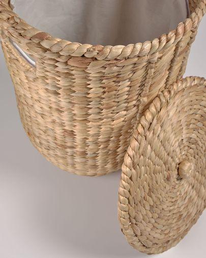 Zaya basket made from natural fibres