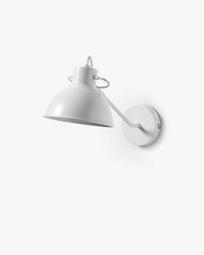 Offelis wall lamp white
