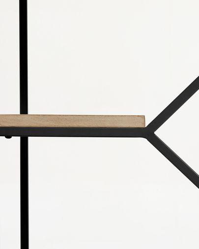 Prestatgeria Push 80 x 93,5 cm negre