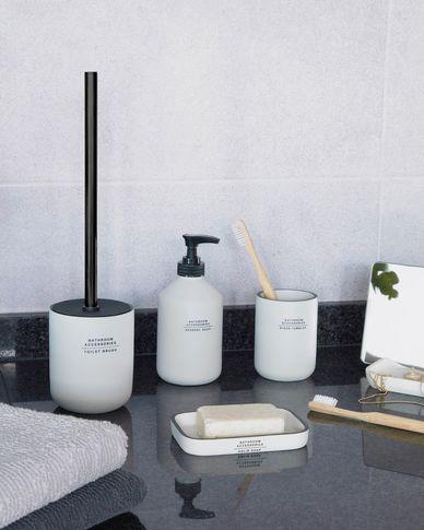 Lali white soap dispenser